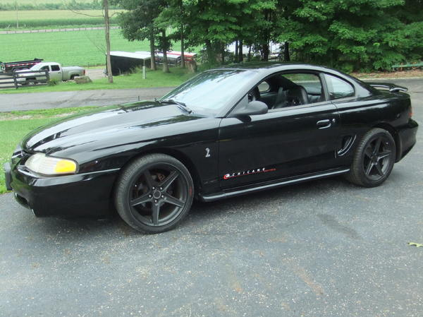 1994 Ford Mustang  for Sale $9,900