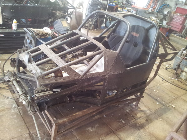 Chassis Only to Develop DriveTrain  for Sale $1,500
