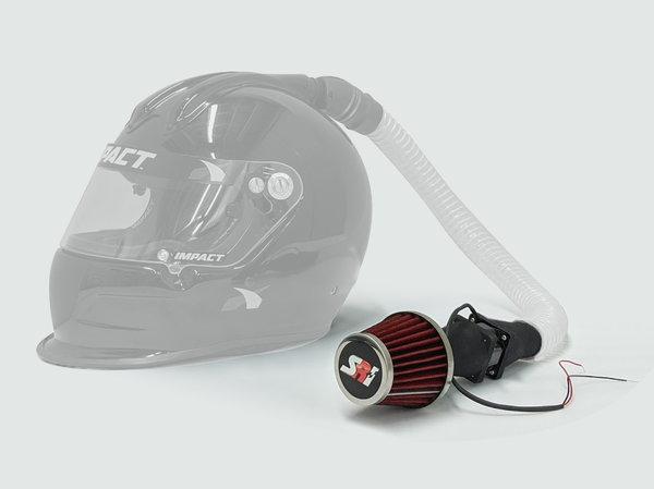 Helmet Blower, 12-17V, 2 Amp, 3.7 ounce  for Sale $400