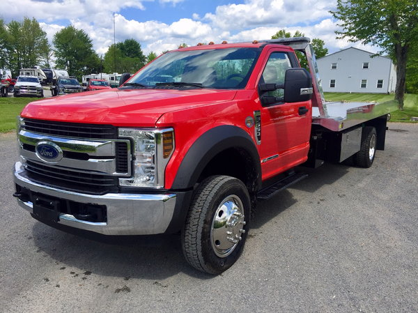 New 2019 Ford F550 Rollback  for Sale $70,900