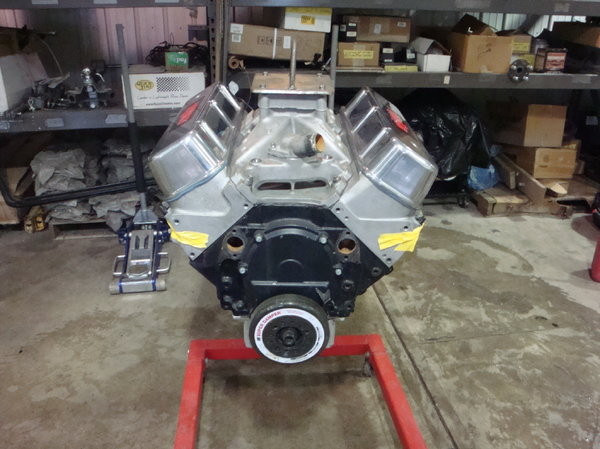582 Cubic Inch Chevy Big Block  for Sale $9,500