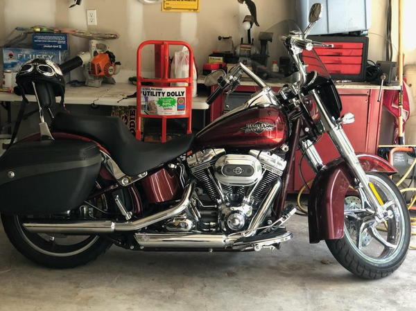 2012 Harley Davidson  for Sale $14,500