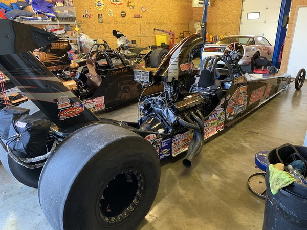 2015 Chrome Worx Dragster  for Sale $74,900