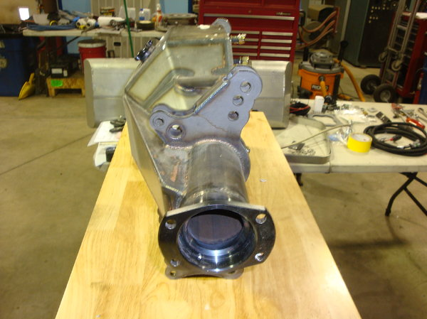 Top Sportsmen Fabricasted Steel Axle Housing  for Sale $1,950