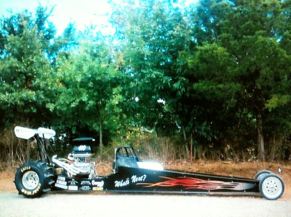 Rear Engine Dragster  for Sale $18,000