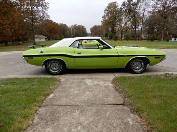 1970 Dodge Challenger  for Sale $125,500