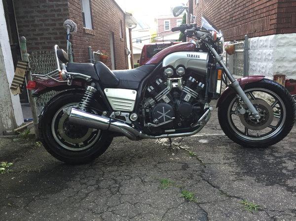 1985 Yamaha V Max  for Sale $4,000