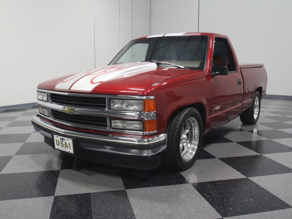 1992 Chevrolet Silverado Supercharged  for Sale $21,995