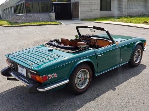1974 Triumph TR6  for Sale $20,499