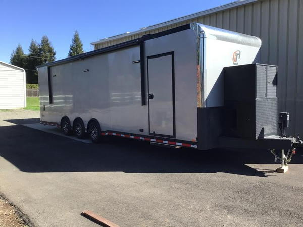 2021 inTech Trailers 32' Car / Racing Trailer  for Sale $0