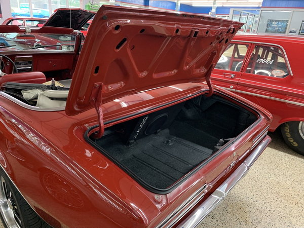 1967 Pontiac Firebird Convertible  for Sale $49,900