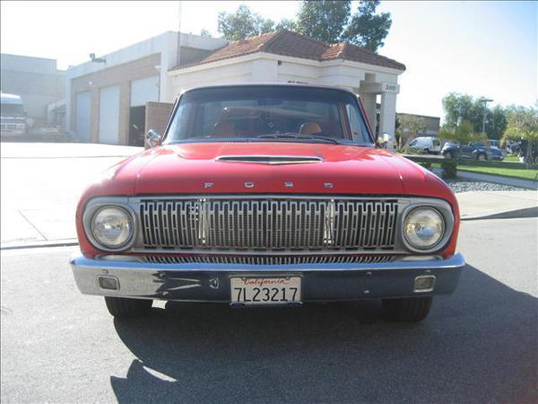 1962 Ford Ranchero  for Sale $32,500