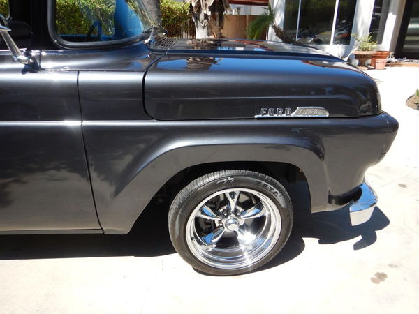 1957 Ford F-100  for Sale $45,900