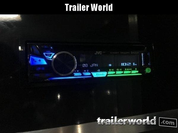 2020 Cargo Mate 32' Eliminator Race Trailer  for Sale $24,995