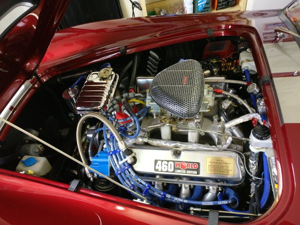 1965 Superformance Cobra MkIII  for Sale $99,000