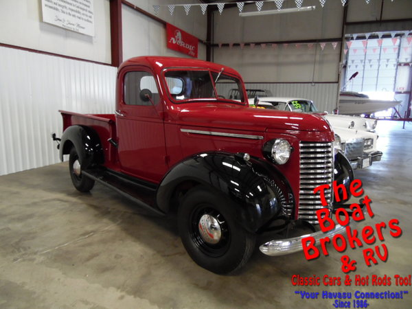 1940  chevy   Pickup  for Sale $44,995