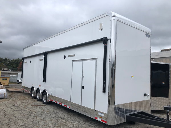 34' CONTINENTAL STACKER  for Sale $63,490