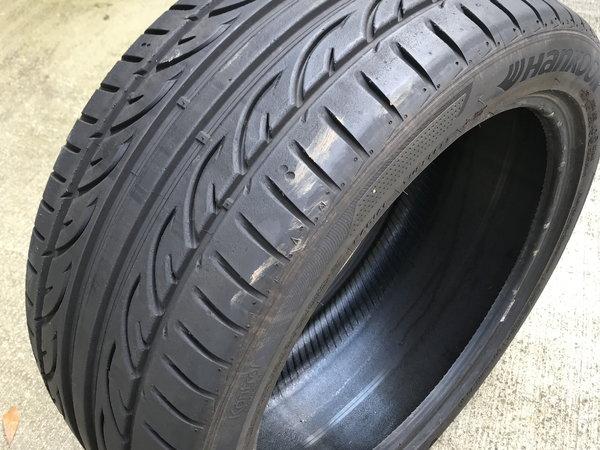 4 X Hankook Ventus V12 Evo2 245 40zr17 95y Performance Tire For Sale