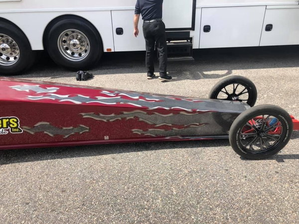 2017 Danny Nelson Racecraft Top Dragster house car  for Sale $85,000