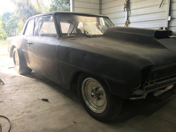 1966 Chevy Nova  for Sale $9,500