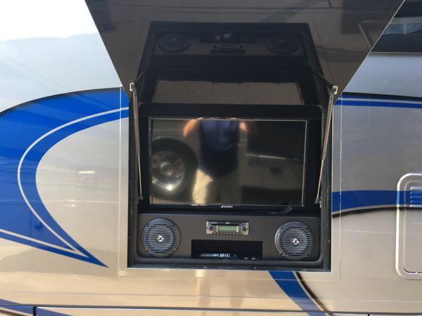 2019 Renegade 38' Valencia Super C Motorcoach