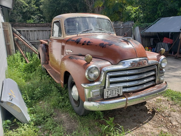1954 GMC 150  for Sale $8,800