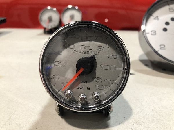 Autometer Spec-pro digital gauges  for Sale $500
