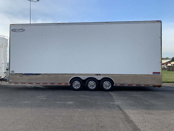 2008 Renegade 30' Stacker Trailer  for Sale $39,500