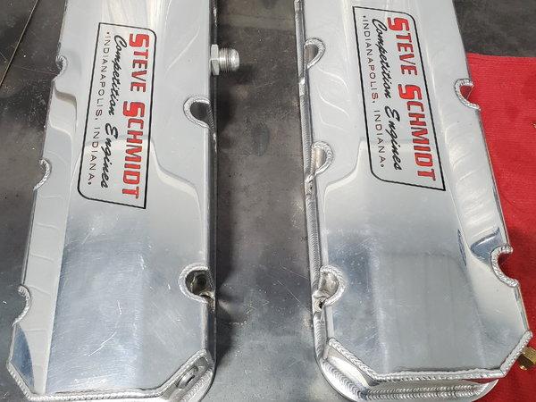 Bbc Chevy sheet metal