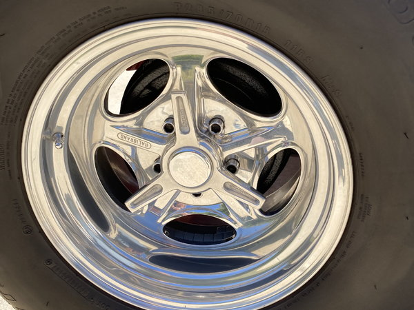 HOT ROD HALIBRAND WHEELS and TIRES  for Sale $3,500