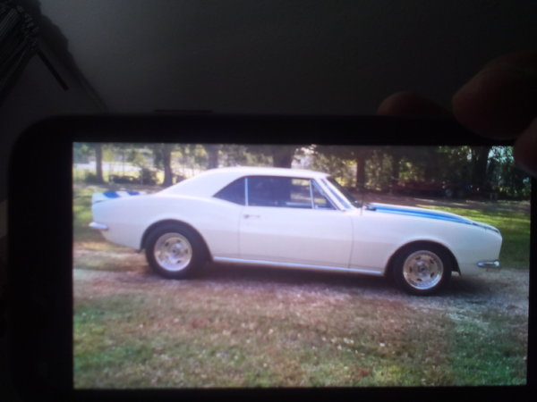 1967 Chevrolet Camaro  for Sale $40,000