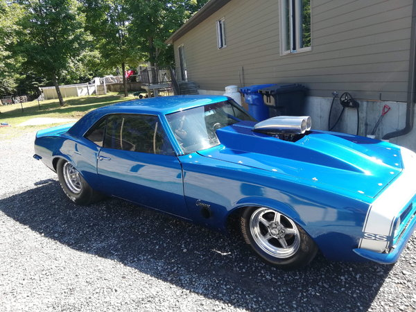 Camaro SS 1967  for Sale $35,000