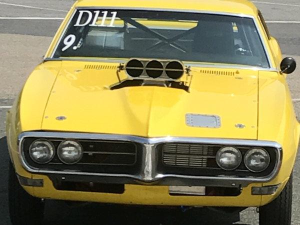 1968 Pontiac Firebird  for Sale $16,000
