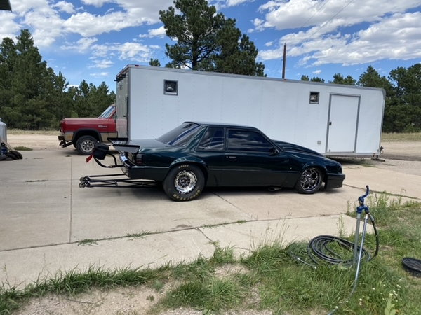 Foxbody Mustang