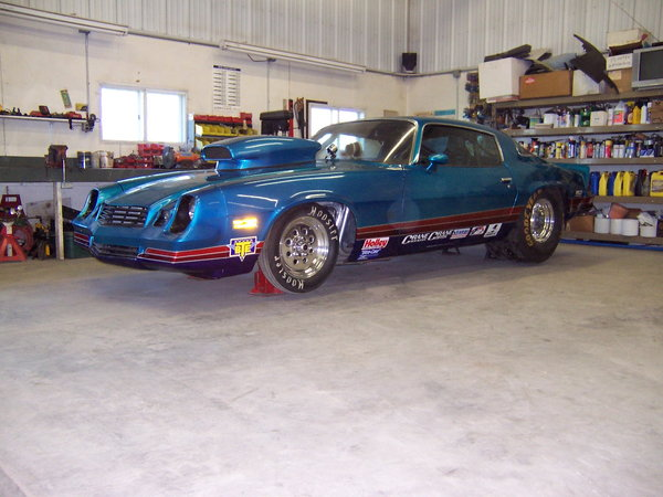 1979 Chevy Camaro  for Sale $20,000