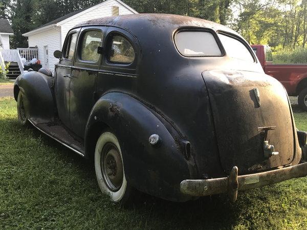 1940 Packard Model 1800  for Sale $2,995