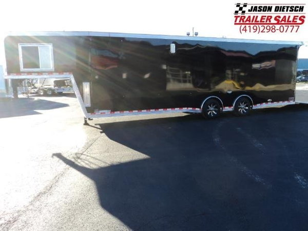 2017 United USHGN 8.5x36 Super Hauler Gooseneck Race Trailer  for Sale $26,500