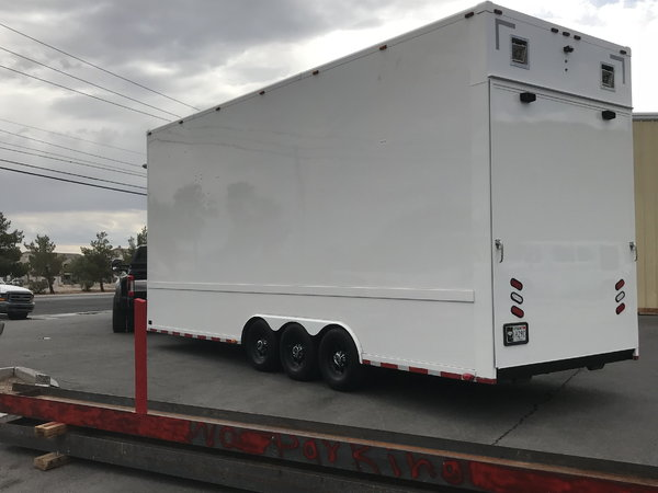 26ft Renegade Stacker Trailer  for Sale $45,000