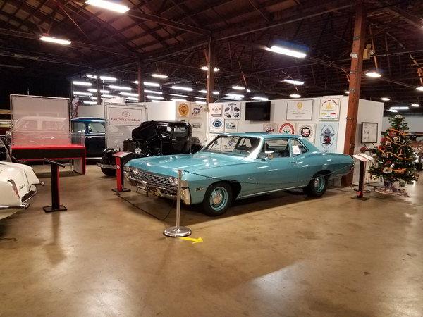 1968 Chevrolet Biscayne  for Sale $26,500