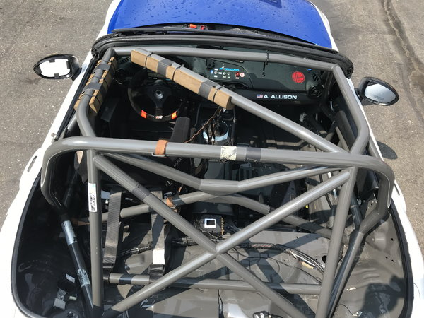 Global Mazda MX5 Cup Car  for Sale $37,200