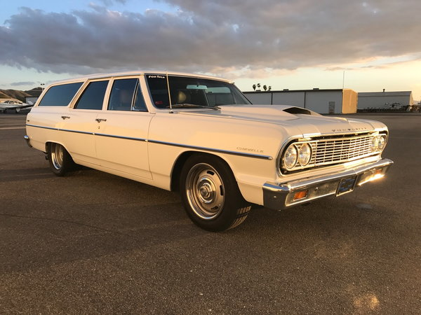 1964 Chevy Chevelle Wagon 300