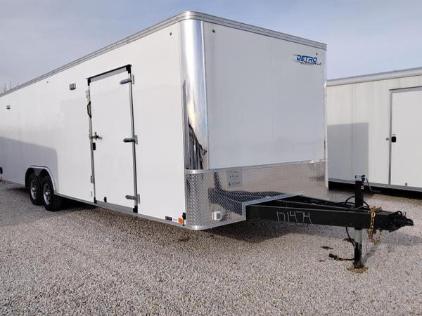 2020 United Trailers 8.5x28 Car/Racing Trailer  for Sale $15,200