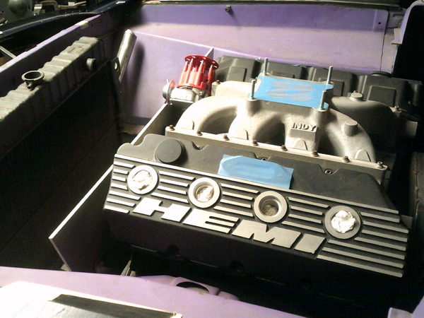 426 Hemi all new  for Sale $19,500