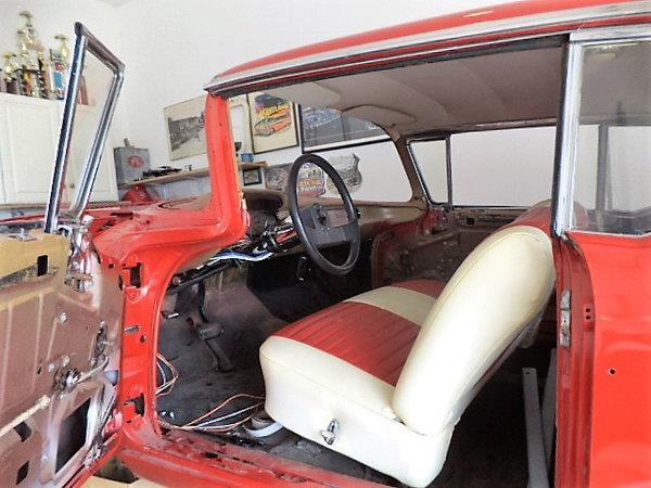 FOR SALE 1958 CHEVROLET BELAIR MILD KUSTOM  for Sale $17,500