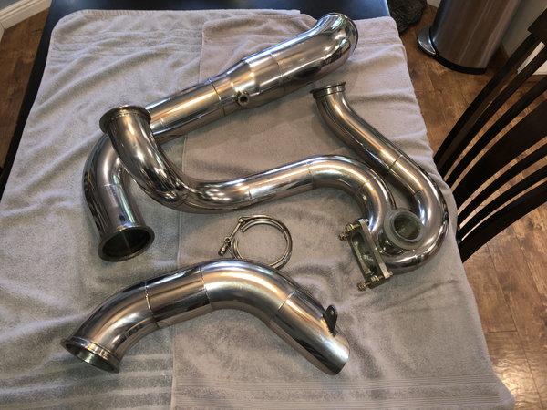 Promod Single large frame turbo hot-side kit