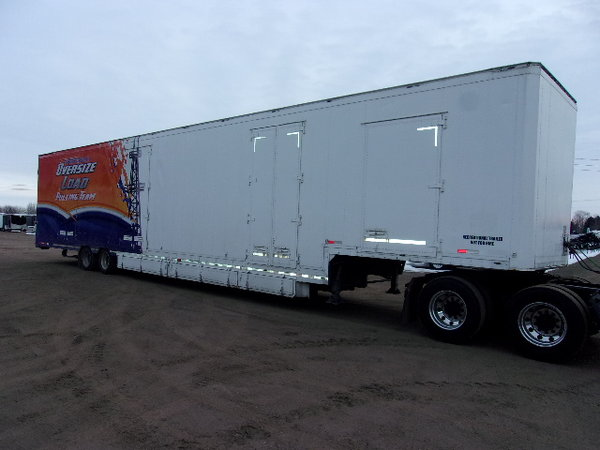 1998 Kentucky 57' Drop deck trailer  for Sale $47,500