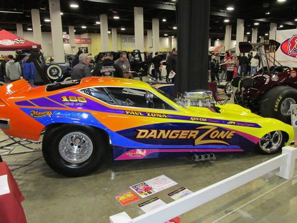 NOSTALGIA FUNNY CAR  for Sale $29,000
