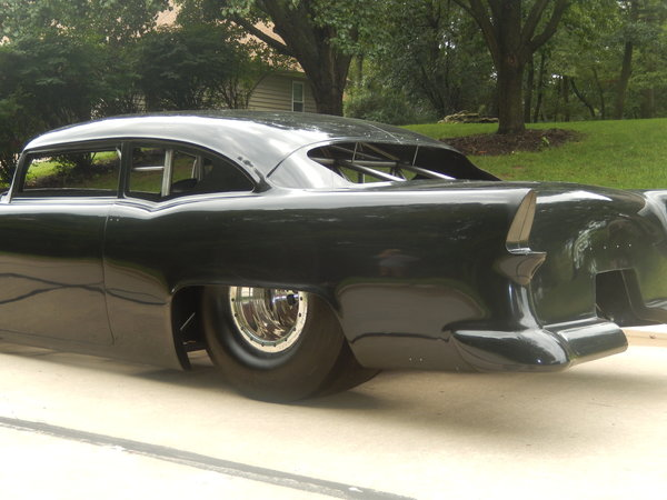55 Chevy Carbon
