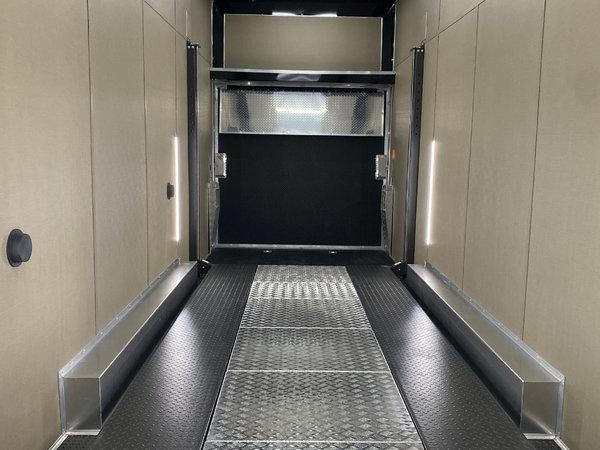 2022 34' Aluminum Stacker Trailer  for Sale $48,400