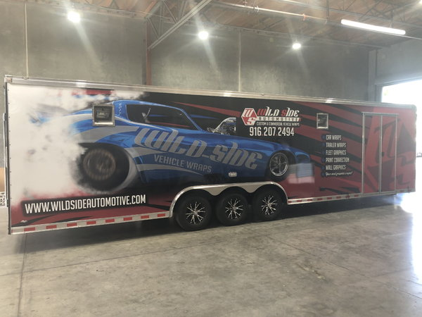 35' Tag Trailer  for Sale $19,700